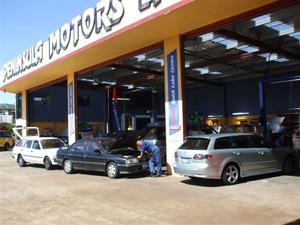Mechanical Peninsula Motors