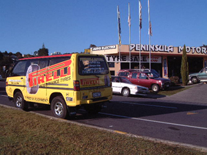 peninsula motors car service centre